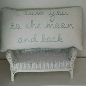 Pillow Decorative chair or bedding